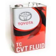 Жидкость для вариаторов (4л) 08886-02105 Toyota CVT Fluid TC
