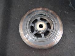Шкив коленвала 021105243D 2.8 Бензин, для Volkswagen Passat 1994-1996