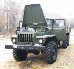Урал 4320, 1984
