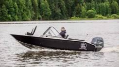 Алюминиевая моторная лодка «Триера 431 Fish»
