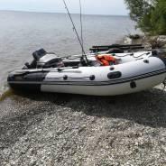 Лодка пвх Ривьера 3600 нднд