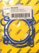 Прокладки цилиндра (Head/Base) ProX комплект KTM250SX-F '16-18 + FC250 '16-18, 36.6316