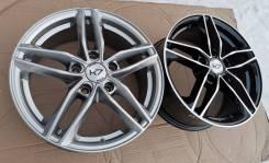 Новые литые диски K7 на Ford Focus R16