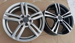 Новые литые диски Вектор В-217 на Hyundai Creta R16