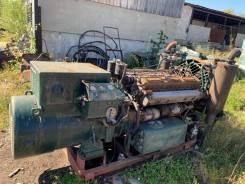 Продам дизельный генератор 200KW
