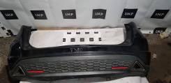 Бампер задний Honda Civic 8 5D