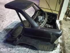 Задняя часть кузова Лада Приора Седан