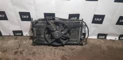 Диффузор охлаждения двигателя Ford Focus 2