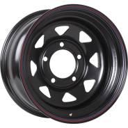 Колесный диск VW Amarok 7x16/5x120 D65.1 ET20 Black ORW