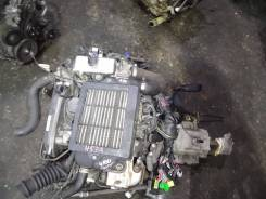 Двигатель+КПП Mitsubishi 4A30, 700 куб. см Контрактная Mitsubishi [236344]