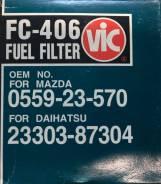 Фильтр топливный VIC FC-406