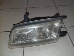 Фара левая Nissan Sunny FB15 1602