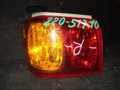 Стоп-сигнал Daihatsu MAX, левый задний