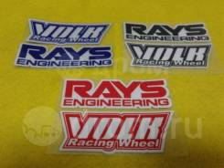 Эмблема RAYS VOLK Racing! В наличии!