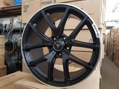 Новые диски R20 5*130 на Mercedes Gelendwagen AMG