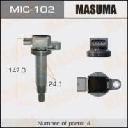 """Катушка зажигания """"Masuma"""", 1NZFE, NZE12 MIC-102"""