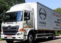 Hino 500, 2021