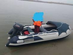 Лодка ПФХ Акваспаркс 330