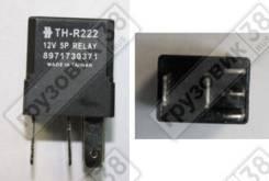 Реле универсальное 12V 5P TH-R222
