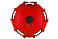 Колпак Колеса Передний R-22,5 (Пластик-Красный) АТ арт. AT59205