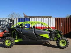BRP Can-Am Maverick X3 Max X MR Turbo RR, 2021