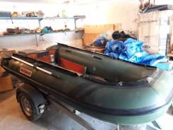 Продам лодку Suzumar 3.20