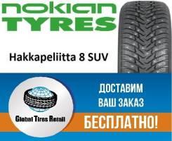 Nokian Hakkapeliitta 8 SUV, 255/60R18 112T