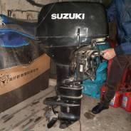 Продам лодочный мотор Suzuki DT40