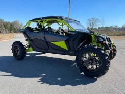 Can-Am Maverick X3 MAX X MR Turbo RR, 2021