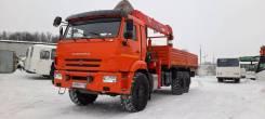 КМУ Камаз KS1256G-II с пробегом 28800 км, 2019
