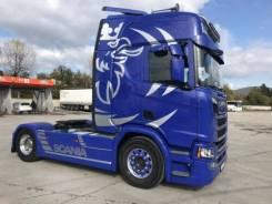 Scania R450, 2019