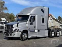 Freightliner Cascadia Evolution, 2017