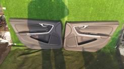 Обшивки дверей Комплектом 4шт! Volvo V60 / S60