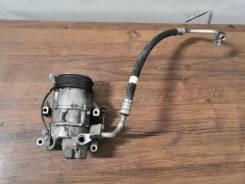Компрессор кондиционера Toyota Vitz KSP90