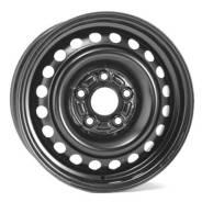 Alcar Stahlrad 9955 6,5x16 5x100 et45 54,1 black