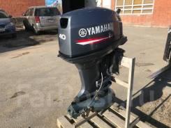 Лодочный мотор Yamaha 40 XMHS JET водомет