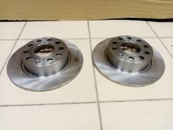 Продам тормозные диски задние Volkswagen Golf / Jetta / Skoda Octavia