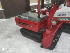 Продам. снегоуборочная машина Honda 2010hz