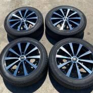 Колеса Manaray Sport Dunlop 215/55R17 из Японии