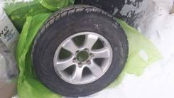 Отличный комплект колес ТЛК Прадо 120