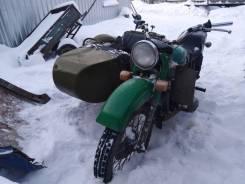 Урал ИМЗ 8.103-10, 2020