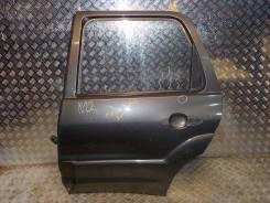 Дверь задняя левая 2001- Mazda Tribute