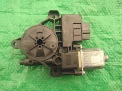 Мотор стеклоподъемника левого заднего VW Тигуан 2, Шкода