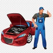 Прокачка ремонт автомобильных стоек