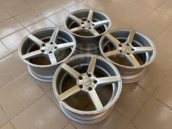 Новые диски R17 5/114,3 Vossen CV-3