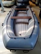 Лодка ПВХ Хатанга JET 390 НДНД
