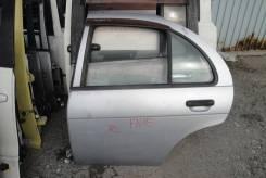 Дверь Nissan Pulsar FN15, левая задняя