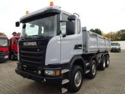 Scania G450, 2017