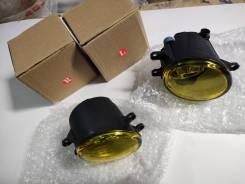 Туманки Toyota / Lexus -Желтое стекло-