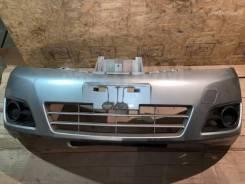 Бампер передний Nissan Note E11 вторая модель
